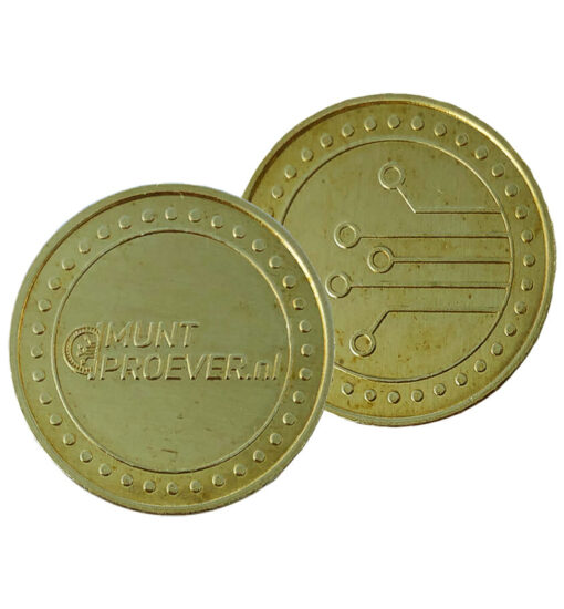Dummy Munten 50 Eurocent