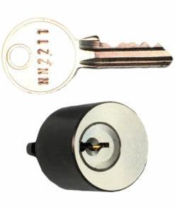 Cylinder En Sleutel WC Muntautomaat2