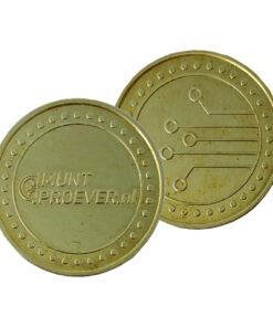 Dummy Munten 1 Euro